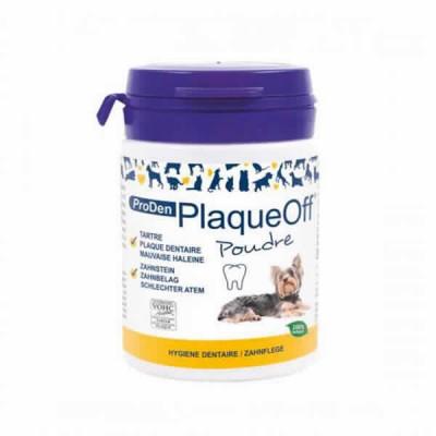 Plaqueoff Polvo Perro/gato 40gr