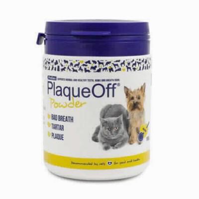 Plaqueoff Polvo Perro/gato 180gr