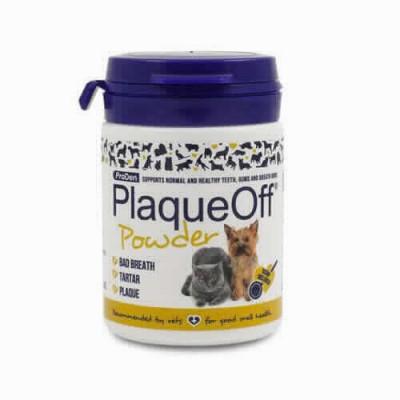 Plaqueoff Polvo Perro/gato 60 Gr