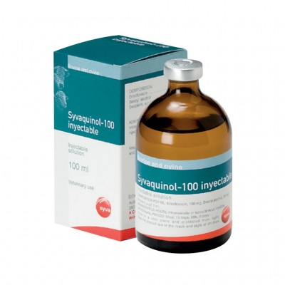 Syvaquinol Iny 10% 100 Ml