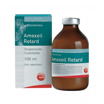 Amoxoil Retard 100 Ml