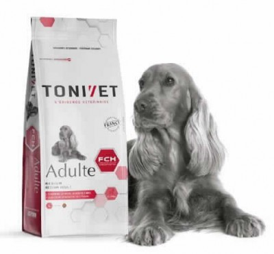 Tonivet Adult Medium 3kgs