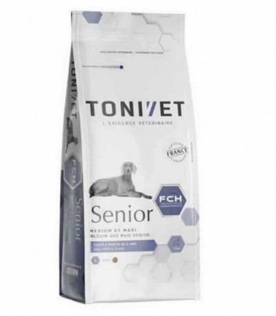 Tonivet Senior Medium/maxi 15 Kgs