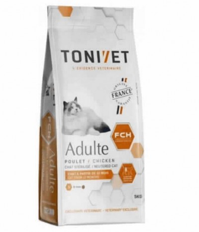 Tonivet Gato Adult Pollo 2 Kg