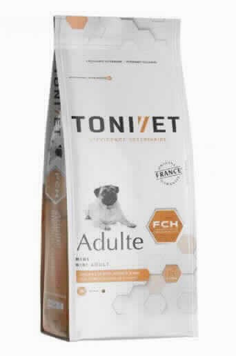 Tonivet Adult Mini 8 Kgs
