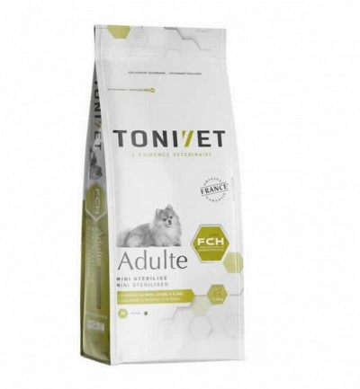 Tonivet Adult Mini Sterilizado 3 Kgs