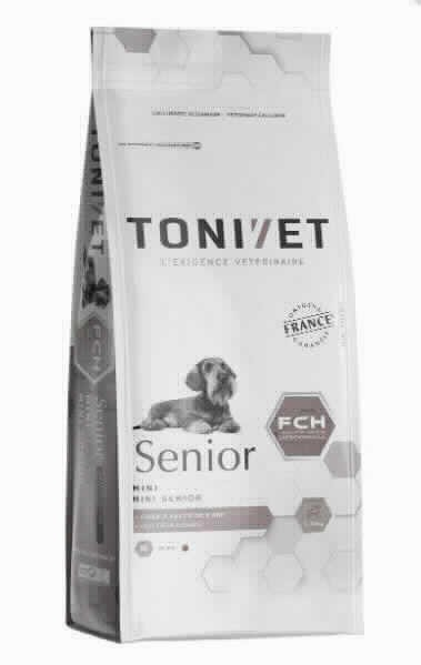 Tonivet Senior Mini 3 Kgs