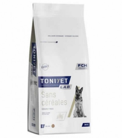 Tonivet Sin Cereales 3 Kg