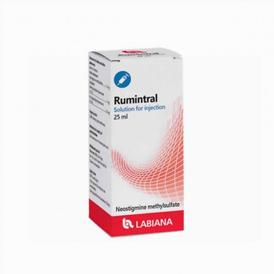 Rumintral 1.5 Mg/ml Sol Iny 25 Cc