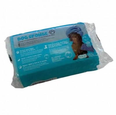 Dog Sponge (10 Esponjas Jabonosas)