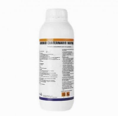 Amonio Cuaternario 5 L