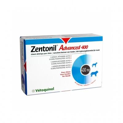 Zentonil Advance 400 Mg 30 Cp