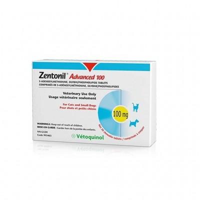 Zentonil Advance 100 Mg 30 Cp