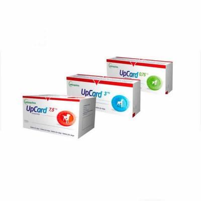Upcard 7,5 Mg 100 Cp