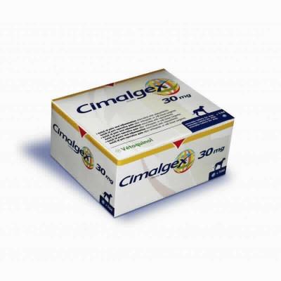 Cimalgex 30 Mg 144 Cp