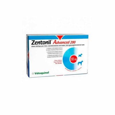 Zentonil Advance 200 Mg 30 Cp