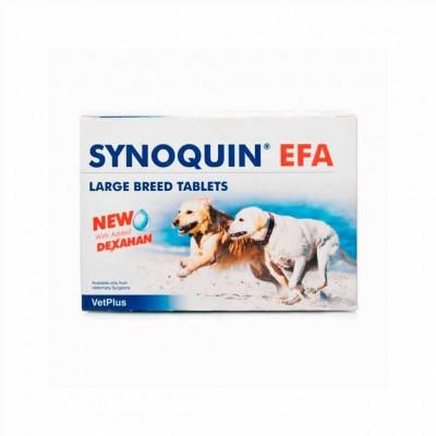 Synoquin Efa Raza Grande 120 Comprimidos