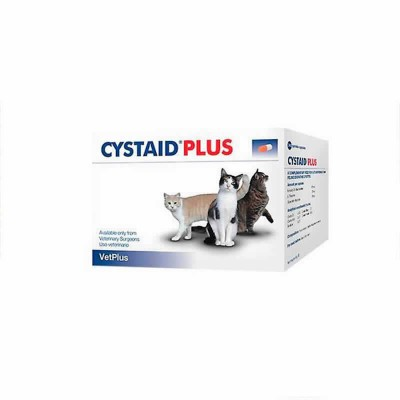 Cystaid Plus Feline 240 Caps (8x30)