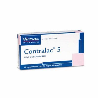Contralac 0.5 16 Cp