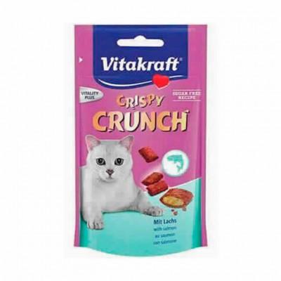 Snack Crispy Crunch Salmon 8x60 Gr