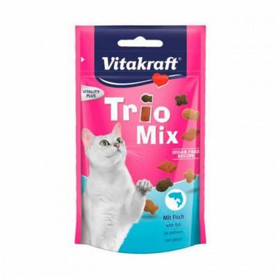 Snack Trio Mix Salmon 8x60 Gr