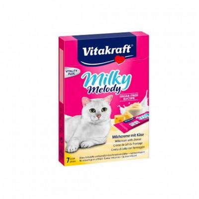 Snack Milky Moments Con Queso 11x70 Gr