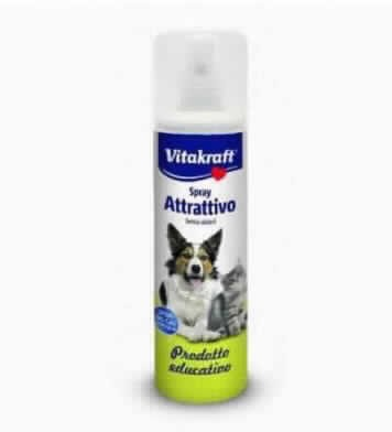 Spray Atrayente Perro Y Gato 250 Ml