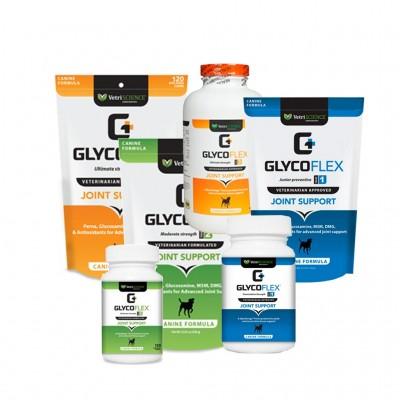 Glyco-flex 120 Comprimidos-pack 8 Bolsas