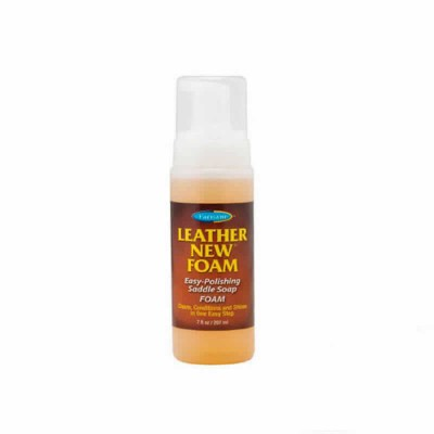 Leather New Foam 207 Ml