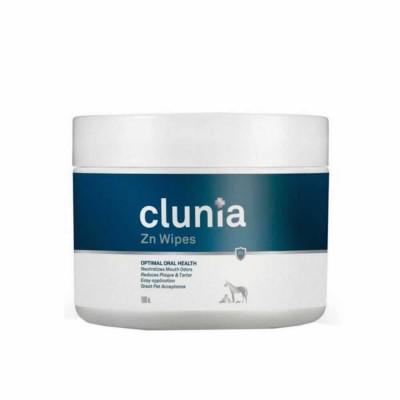 Clunia Zn Wipes 100 Ud