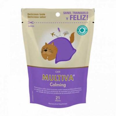 Multiva Calming Gato 21 Chews