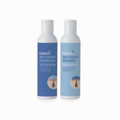 Cutania Hair Control Pack(sch+cond)236ml