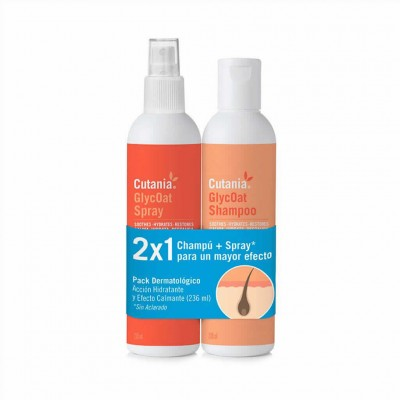 Cutania Glycoat Pack Champu+spray 236ml