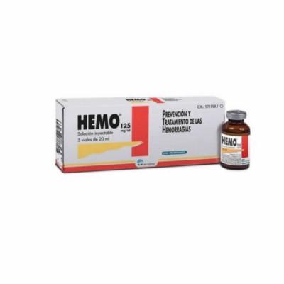 Hemo 141 5 X 20 Ml