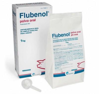Flubenol P. Oral 1 Kg