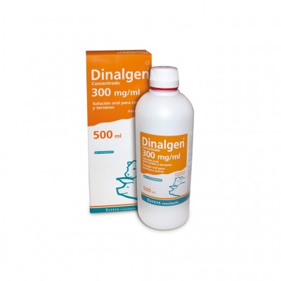 Dinalgen Oral Concentrado 300mg/ml, 500