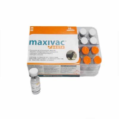 Maxivac Penta 10 X 1 D