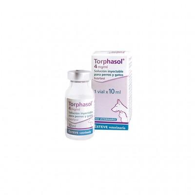 Torphasol 0,4% 10ml Iny