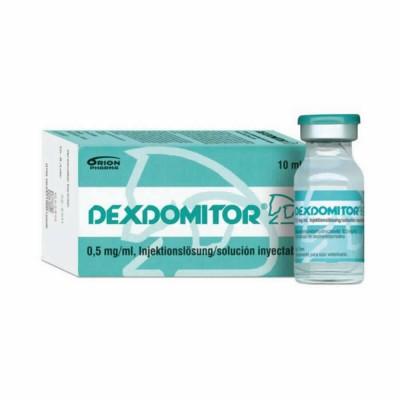 Dexdomitor 0.5%  10 Ml