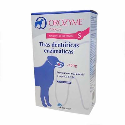 Orozyme Tiras Dentifricas Small 224 Gr.