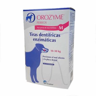 Orozyme Tiras Dentifricas Medium 141 Gr.