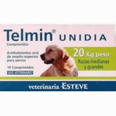 Telmin Razas Med/grandes 10 Comp