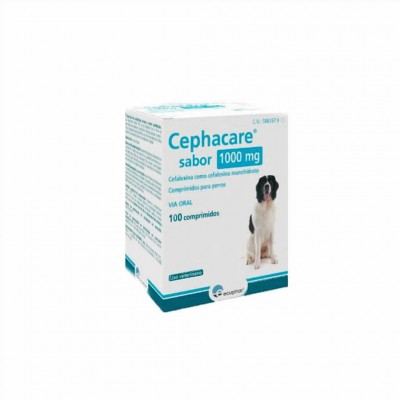 Cephacare 1000 Mg 100 Comp