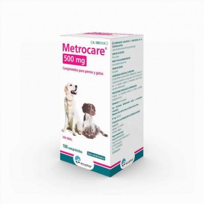 Metrocare 500 Mg 100 Cp