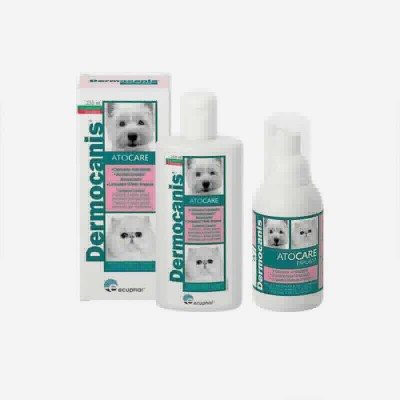 Dermocanis Atocare Pack Champu 250ml+espuma 150ml