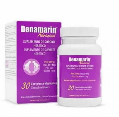 Denamarin Advanced Perros + 10kg 30 Cp