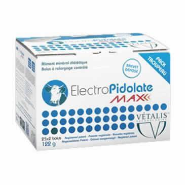 Electropidolate Max 12x122 Gr