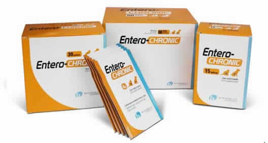 Entero Chronic 30 Sobres