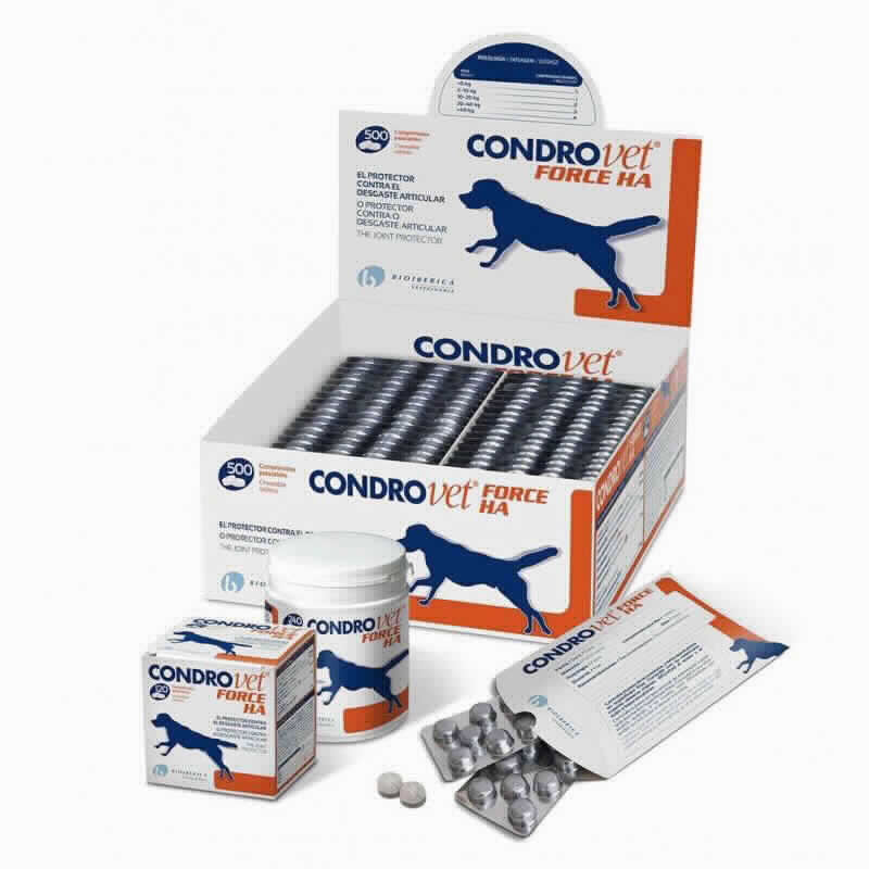 Condrovet Force Ha 240 Cp