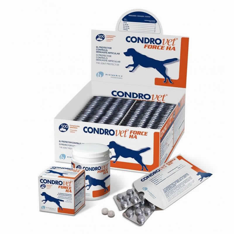 Condrovet Force Ha 500 Cp
